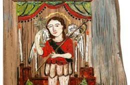 San Gabriel Arcangel (Saint Gabriel the Archangel)