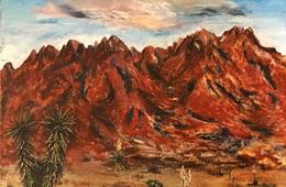 Organ Mountains